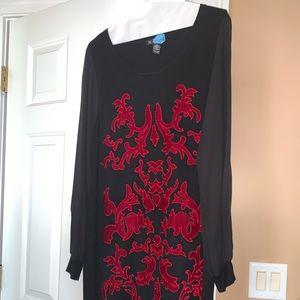 Long sleeve Dress 💃🏽
